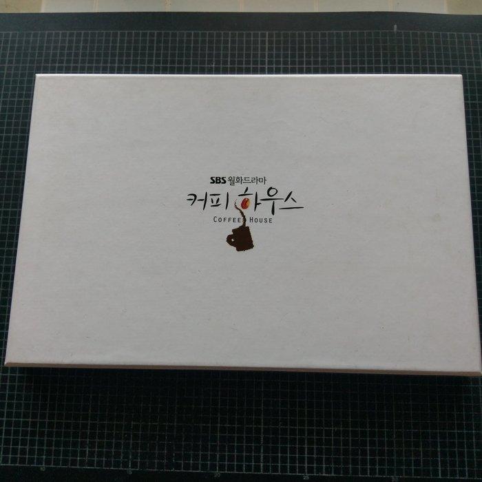 ※藏樂小舖※ (影劇CD) 咖啡屋(咖啡情緣)~電視原聲帶/姜志煥(姜志煥) 朴詩妍 T-ara恩靜 (韓版/附簽名)