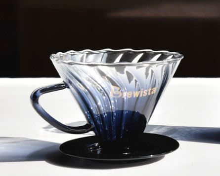 Brewista 圖蘭朵水晶玻璃濾杯 V型 影子濾杯 魅影濾杯 1~2 人用 韓國冠軍愛用濾杯 (74649088)