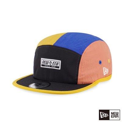 南◇2019 8月 NEW ERA 五分帽 拼接 NE12047868 彩色 五分割帽 軍帽 街頭 運動帽子 彩虹