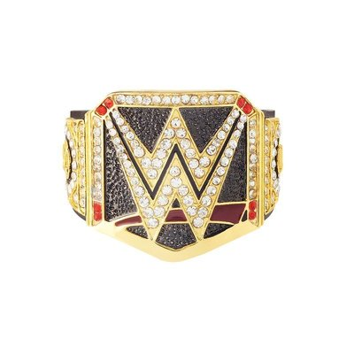 ☆阿Su倉庫☆WWE摔角 World Heavyweight Championship Finger Ring 限量戒指