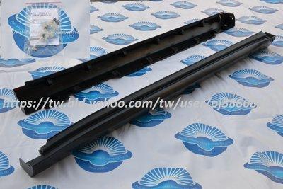 ※寶捷國際※ 06~12 NISSAN TIIDA (C11) SR版 側裙 L/R 一對 ㊣ 台灣製造