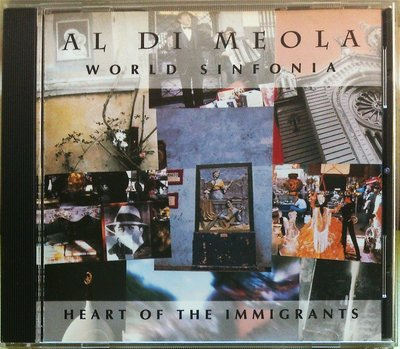 Al Di Meola - World Sinfonia 無IFPI 二手美版