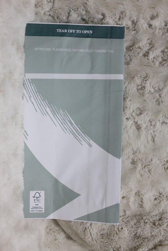 國泰航空 CATHAY PACIFIC 防水 清潔袋 清潔帶 紙袋 紙帶 垃圾處置暈機袋 收藏 收集 紀念