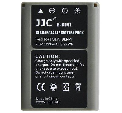 JJC B-BLN1 代用電池 Olympus BLN-1 Battery Replaces 連盒 鋰電