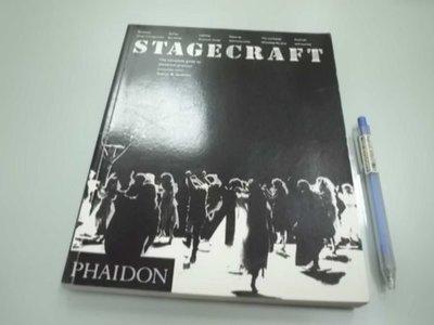 6980銤:B7-5cd☆1996年出版『STAGECRAFT』Trevor R. Griffiths《PHAIDON》