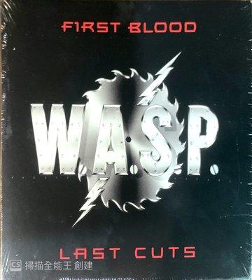 【搖滾帝國】知名美國重金屬樂團 WASP First Blood Last Cuts 1993年發行 全新進口專輯