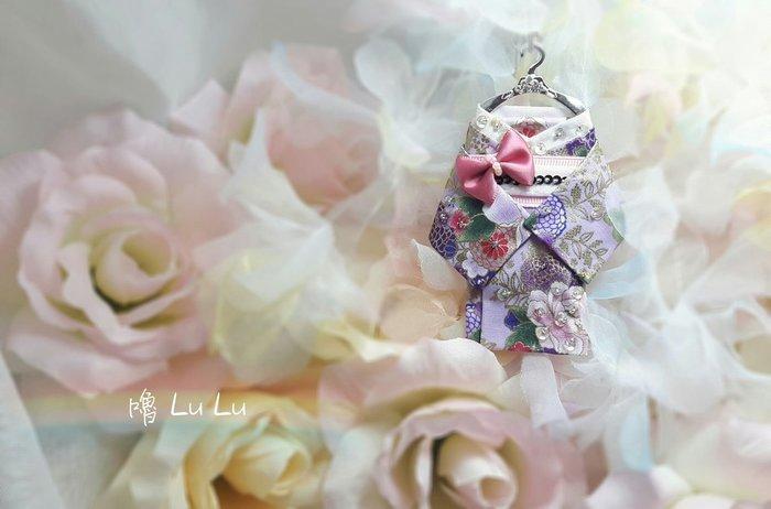 婚禮小物 和服 吊飾 飾品 文創設計 手作 獨一無二 免運編號180721007
