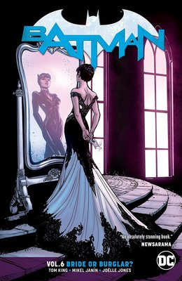 【布魯樂】《代訂中》[美版書籍] DC超級英雄《蝙蝠俠》第6集:Bride or Burglar