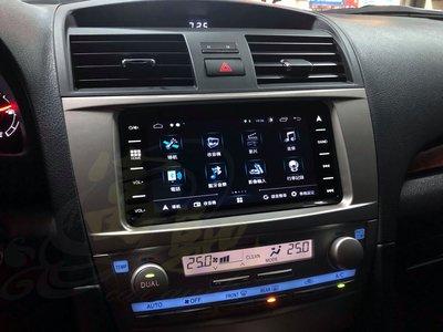 富馳汽車音響TOYOTA CAMRY 6代 音響改裝 JHY M3 PRO 豐田專用7吋安卓導航影音主機