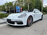 紅牛車業 Porsche 正17年 Panamera 4S 新車破千萬