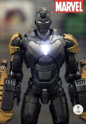 Iron man mk25 mk26 現貨中 1/12 合金成份60%全可動型工師機器人!