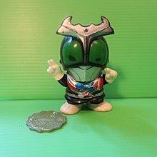 童玩-昭和年代1987年日本製造BANDAI出品幪面超人 2