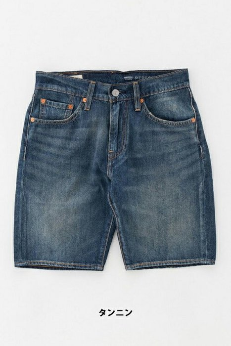 XinmOOn LEVI'S 505(TM) CUZCO COOL 34505-0144 日版 牛仔褲 短褲 涼感 夏季