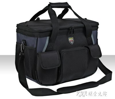 工具包多功能帆布家電維修大加厚電工包勞保安裝單肩工具袋