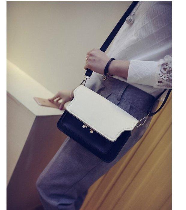 Cutie-Newbag【AA0625】夏新款樸信慧同款韓版時尚潮流女包小方包包休閒單肩包斜背包