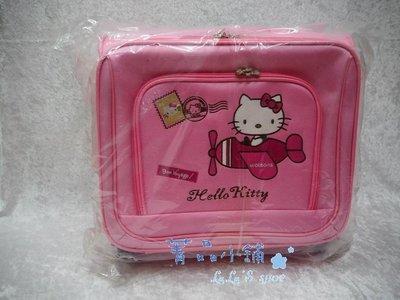 ☆☆╮菁品小舖╭☆☆屈臣氏Hello Kitty  袋我去旅行 輕便登機箱/行李箱  全新品
