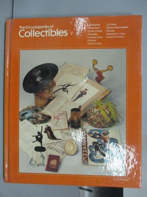 【書寶二手書T7/藝術_PES】The Encyclopedia of Collectibles