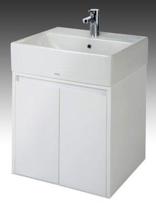 [勞倫斯衛浴]TO-710 2E烤漆浴櫃-寬49CM(合TOTO-L710CGUR面盆)(價格不含盆)專業淋浴拉門