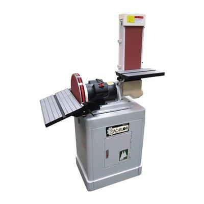 Bachelor博銓---砂帶&圓盤砂磨機  砂光機(貿山)—DB-1248 1.5HP(含稅/不含運)--博銓木工機械