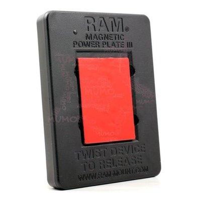 【RAM Mounts】測速照相 反雷達偵測器底座-大 行車記錄器 固定架 RAM Mounts RAP-300-1U