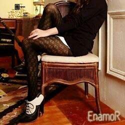 全新Enamor(恩娜茉兒)造型百搭褲襪,不破絲襪