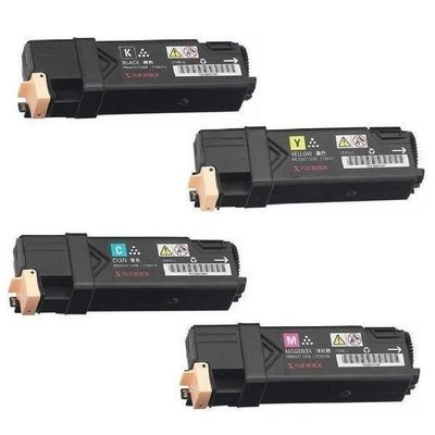 ~123 ~富士全錄XEROX C1110 C1110B印表機 碳粉匣黑藍紅黃 四色一組