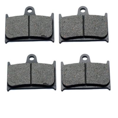 Volar Brake Pads-VBP196*2 TRIUMPH Speed Triple 955 02-04 前輪