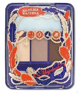 Shiseido 資生堂 MJ MAJOLICA MAJORCA 戀愛魔鏡 魔女幻彩眼影盒BR700- 限定色