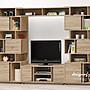 【設計私生活】加德納9.2尺多功能組合電視櫃...