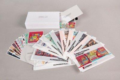 KINGSTON金士頓 & CSD中衛  聯名設計大賽入圍口罩(10片盒裝)(非醫療)