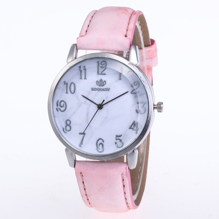 888利是鋪-數字女表時裝小巧時尚學生小表盤皮帶復古女士手表石英表#手錶