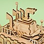 Robotime【RB001】 星球迷域/蒸氣龐克 木質立體拼圖音樂盒 一個
