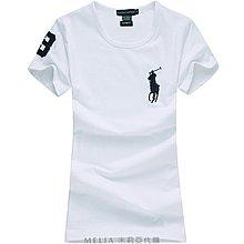 Melia 米莉亞代購 Ralph lauren POLO POLO衫 春夏款 經典款 精簡時尚 大馬刺繡 圓領短袖T恤