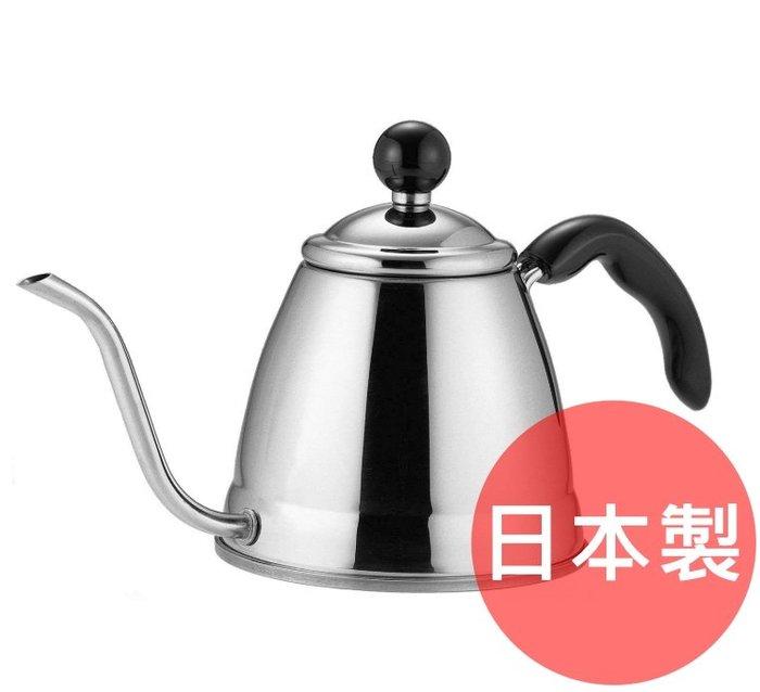 《FOS》日本製 咖啡壺 1.2L 竹井器物製作所 亞馬遜限定 高品質 咖啡沖泡 細嘴壺 出國 攜帶 營業用 團購 熱銷