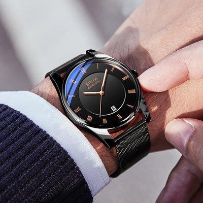 2019新款概念電子全自新款動機械表韓版潮流學生新手表男士運動防水男表#手錶#MK-036