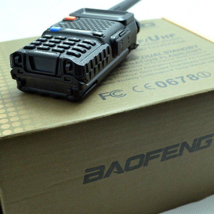 UV5R 無線電 業務機 UV VU 對講機 BAOFENG UV-5R 一般版 全新品全配備