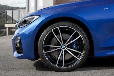 ✽顯閣商行✽BMW 德國原廠 G20/G21 791M 19吋 輕量化鋁圈配胎 輪圈含胎組 前後配