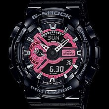 特別版 Casio G-shock SLV-19A-1A GA110 BA110 summer lover set