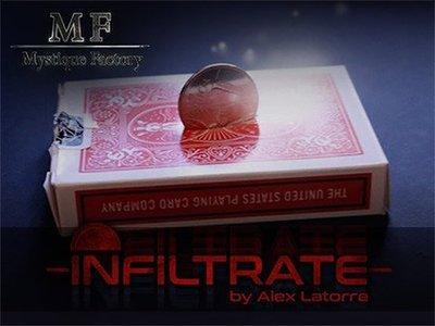 【天天魔法】【1616】穿越牌盒~Infiltrate by Alex Latorre