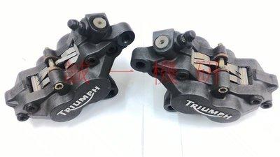 誠一機研 英國TRIUMPH 對四卡鉗 直上 FZR 150 FZ6S FZ6N FZ6 TMAX 500 YAMAHA