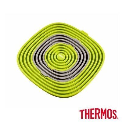 THERMOS 膳魔師可調式隔熱墊 Y-INP-GR (綠色) 自取 超取 離島