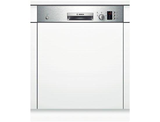 議價最便宜:Bosch 博世【SMI53E15TC】13人份半嵌式(須崁門板)洗碗機(限區免運)另售SMI53D02TC