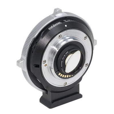 Metabones專賣店:Canon EF- M43 T CINE Speed Booster XL0.64x(Black Magic)