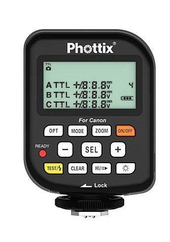 呈現攝影-Phottix Odin TTL for Nikon Tx(單發射器) 無線閃燈觸發器2.4G iTTL及M