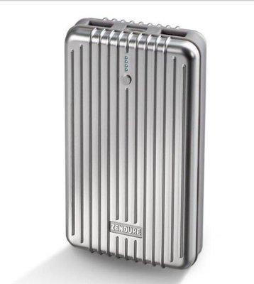 仿拉杆箱Zendure 高品質商務旅行足 20800mah行動電源 大容量 創意移動電源 充電寶A5 973