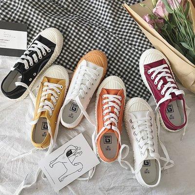 FuNFang_韓國百搭餅乾鞋(6色)