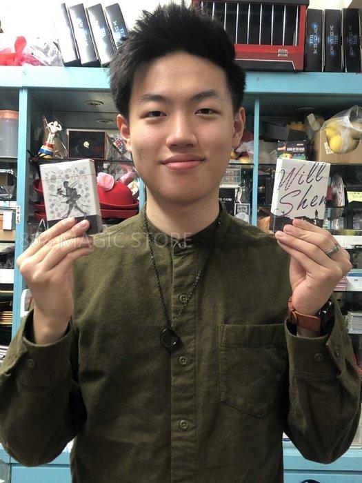 [808 MAGIC]魔術道具 撲克牌 Will Shen Shen 嬸嬸牌 嬸牌 神牌 超有創意