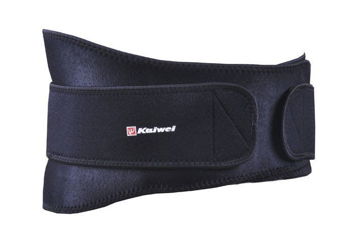 全新 凱威0621 加壓運動護腰帶 瘦身健美健身腰帶 登山 籃球 減肥保暖