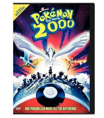 洛奇亞爆誕-Pokemon: The Movie 2000(2000)原版電影海報