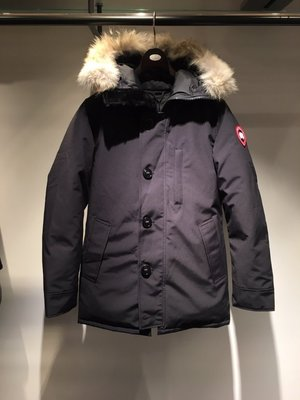 【CANADA GOOSE】羽絨之王 JASPER PARKA (Size XS)